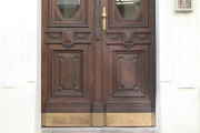 Restaurování dveří