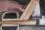 Renovace skořepinových křesel