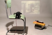 Trubková židle