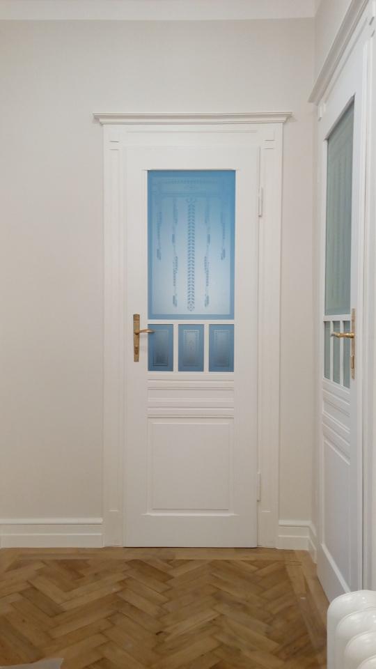 Historické interierové dveře