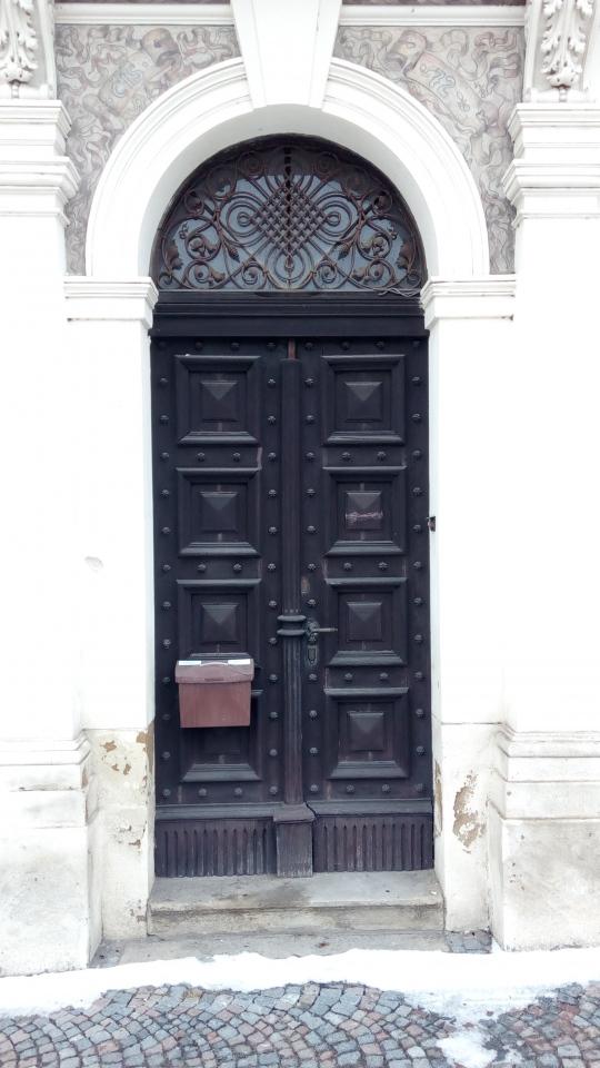 Neorenesanční dveře