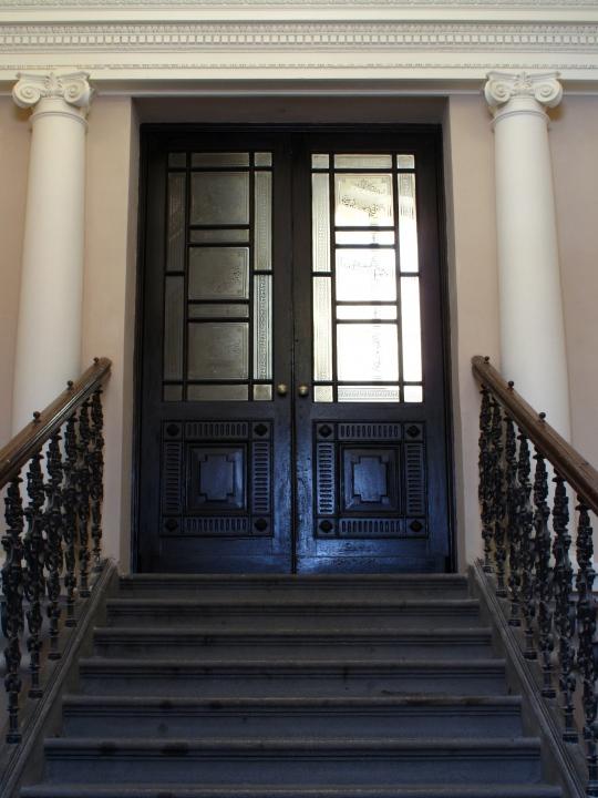 Repase interierových dveří