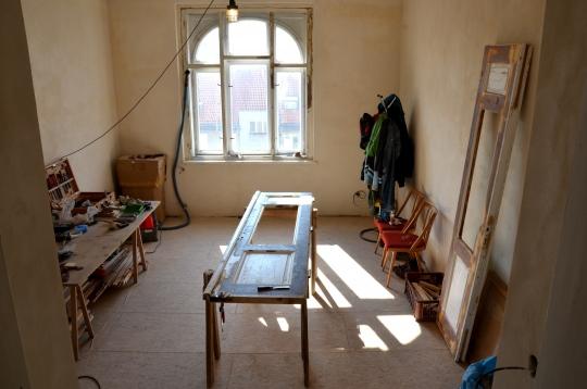 Repase oken a dveří