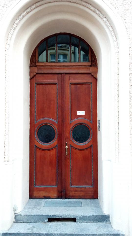 Repase historických dveří