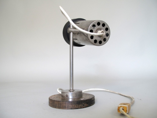 Lampa industriální design
