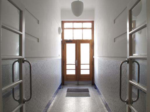 Door conservation-restoration